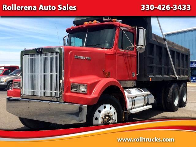 1990 Western Star Trucks 4800 Dump Truck