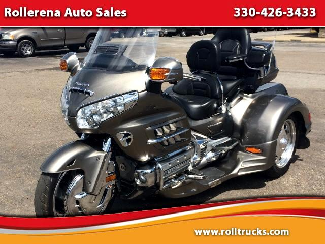 2008 Honda Goldwing Trike