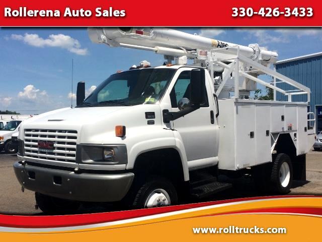 2006 GMC C5500 Bucket Truck