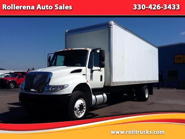 2012 International 4300 Box truck