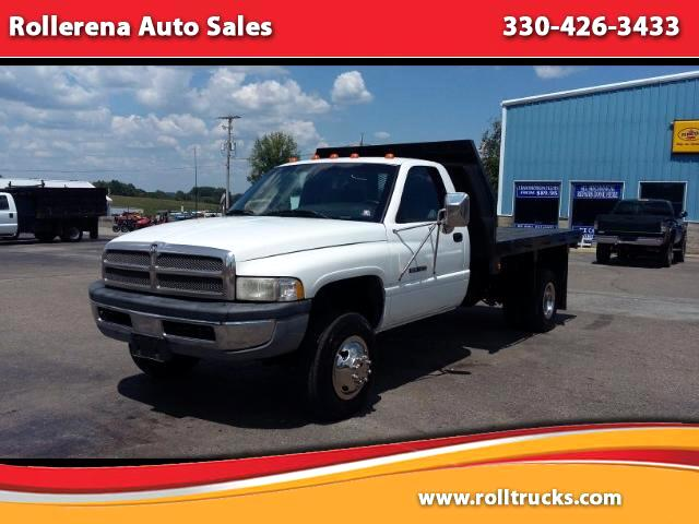 1998 Dodge Ram 3500 ST Reg. Cab 8-ft. Bed 4WD