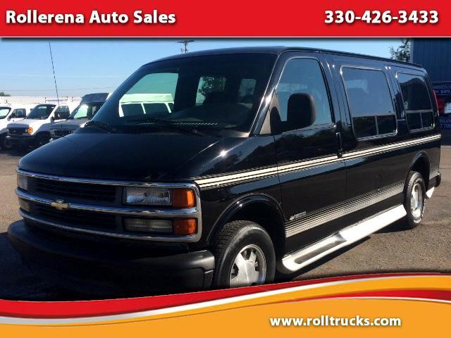 2000 Chevrolet Express Passenger Van