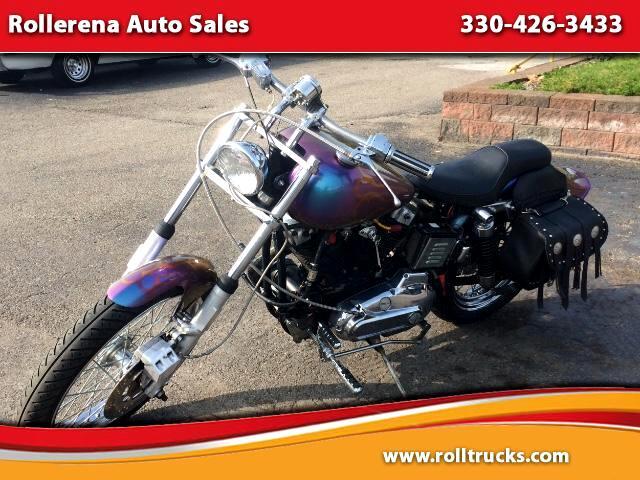 1974 Harley-Davidson Full Custom Motorcycle