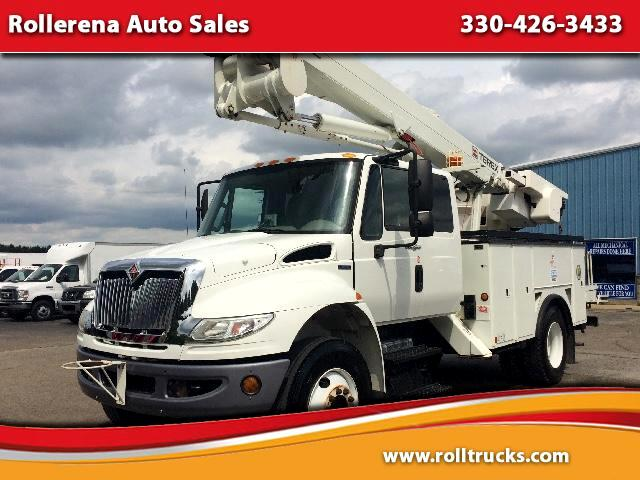 2011 International 4400 Bucket Truck