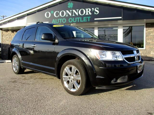 2009 Dodge Journey RT