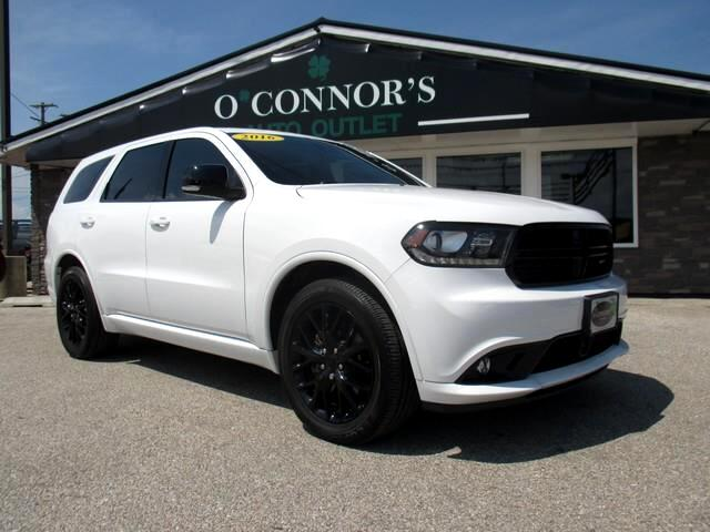 2016 Dodge Durango RT