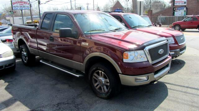 2005 Ford F-150 Lariat SuperCab 5.5-ft. Bed 4WD