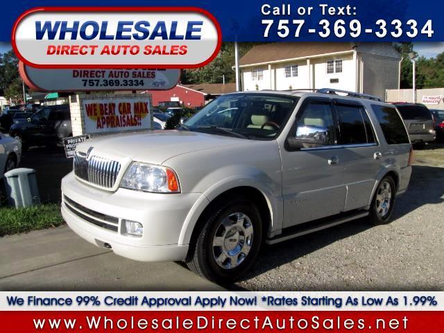 2006 Lincoln Navigator 4WD