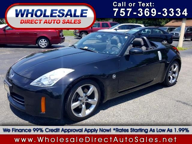 2006 Nissan 350Z Enthusiast Roadster