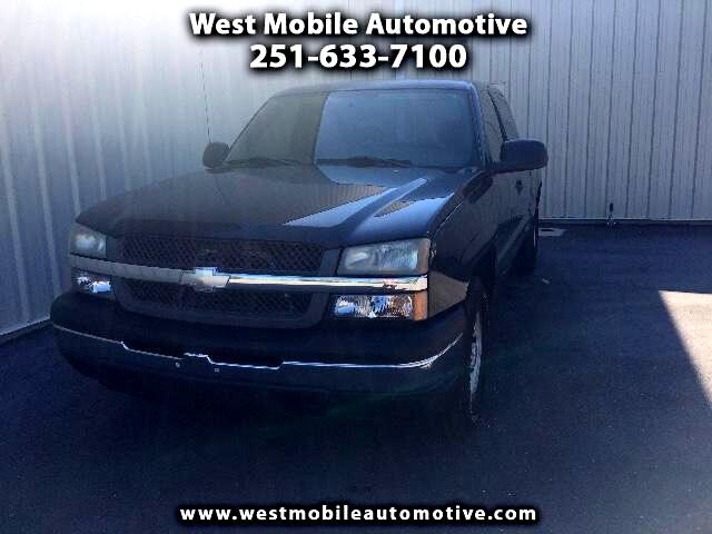 2005 Chevrolet Silverado 1500 Work Truck Ext. Cab Long Bed 4WD