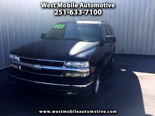2003 Chevrolet Tahoe 2WD 4dr 1500 LS