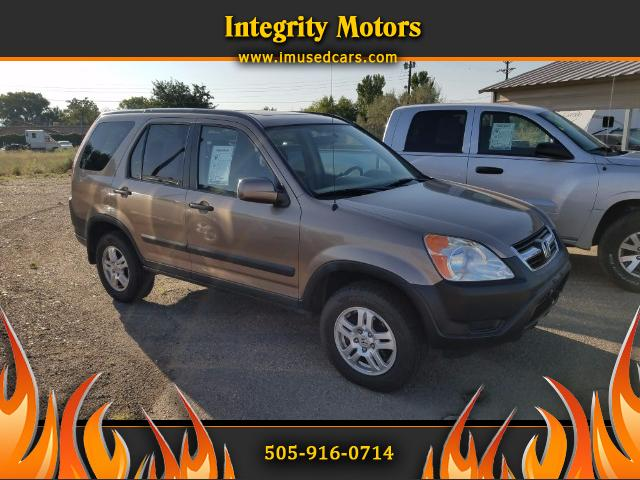 2003 Honda CR-V EX 4WD 4-spd Automatic Transmission