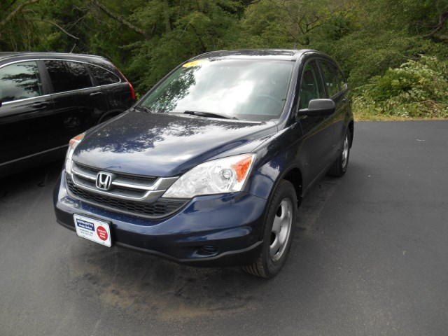 2010 Honda CR-V LX 4WD 5-Speed AT