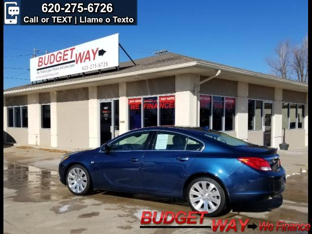 2011 Buick Regal CXL Turbo - 6XT