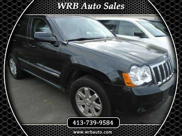 2008 Jeep Grand Cherokee Limited 4WD