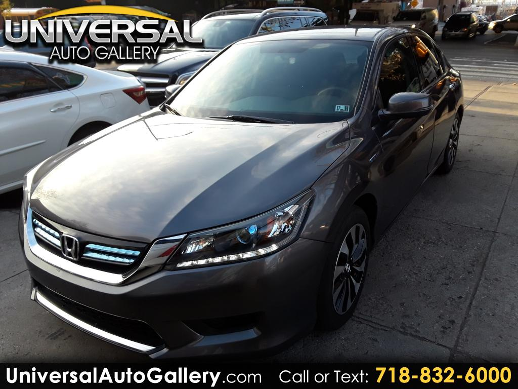 2015 Honda Accord Hybrid 5-Speed AT