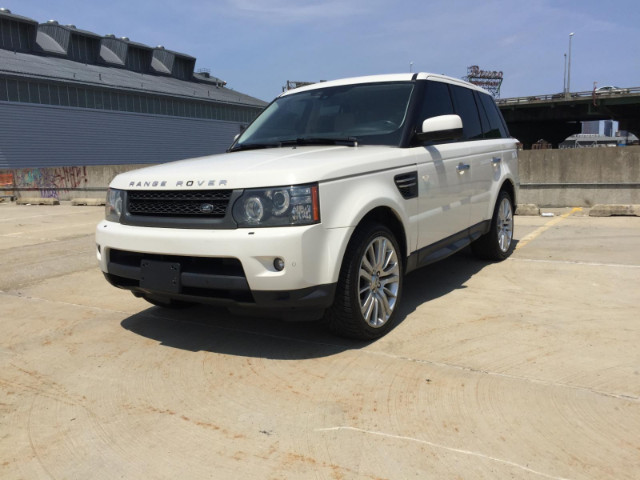 2010 Land Rover Range Rover Sport HSE