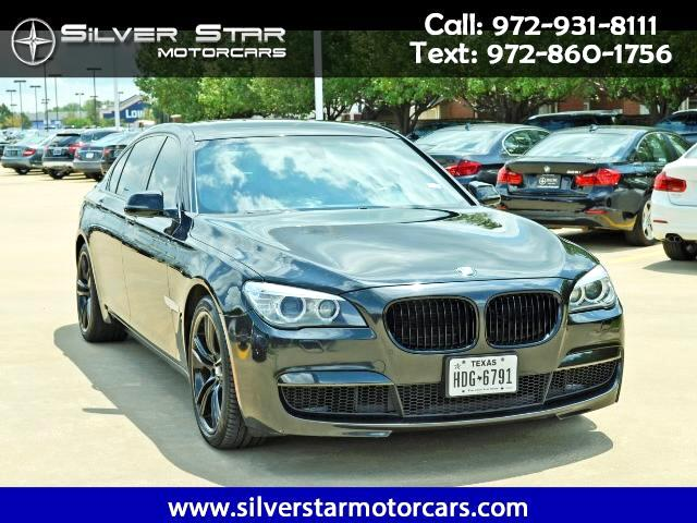2013 BMW 750Li 750Li M Sport Package