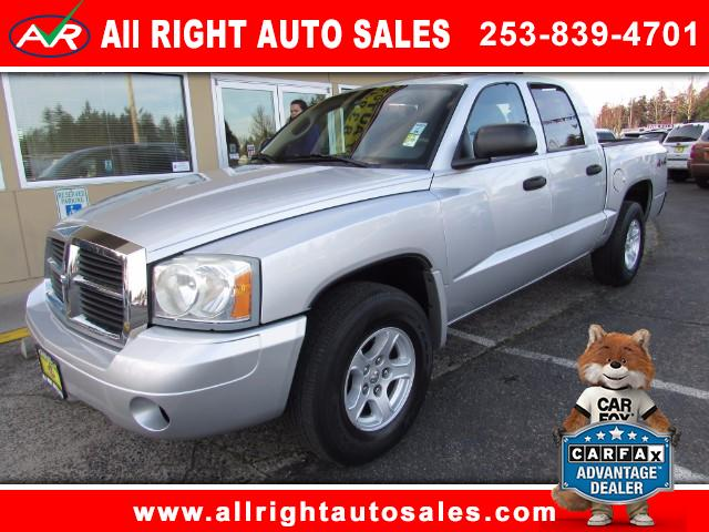 2007 Dodge Dakota 4WD