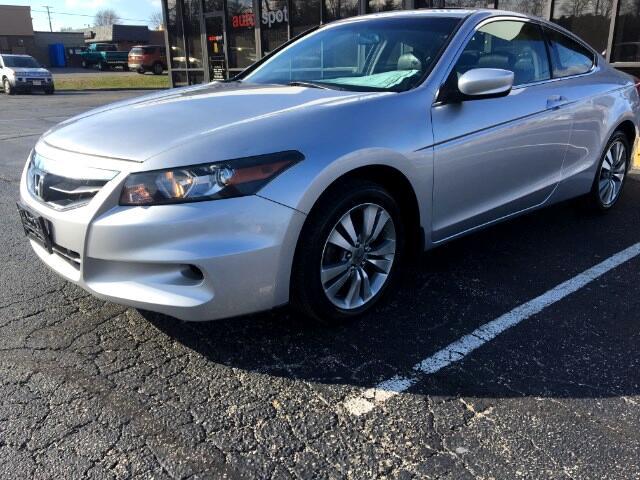 2011 Honda Accord EX-L Coupe AT