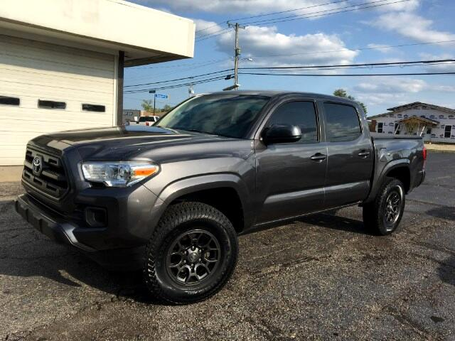 2016 Toyota Tacoma SR DOUBLE CAB SHORT BED 4WD