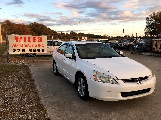 2005 Honda Accord EX-L Sedan with XM Radio