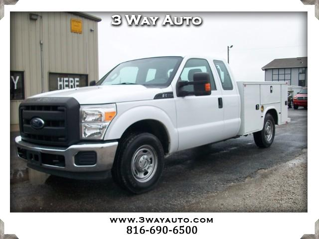 2012 Ford F-350 SD Lariat SuperCab 2WD