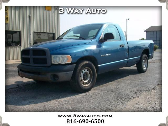 2003 Dodge Ram 1500 ST Regular Cab 2WD
