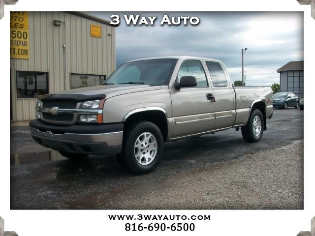 2003 Chevrolet Silverado 1500 LT Ext. Cab Short Bed 4WD