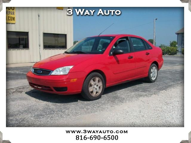 2006 Ford Focus ZX4 SES