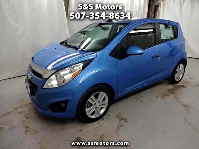 2014 Chevrolet Spark 1LT Manual