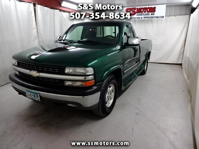 1999 Chevrolet Silverado 1500 LS Regular Cab Long Bed 4WD