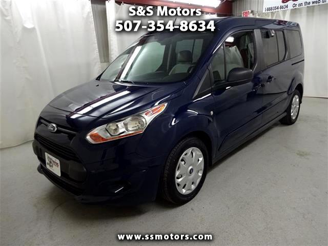 2014 Ford Transit Connect Wagon XLT w/Rear Liftgate LWB