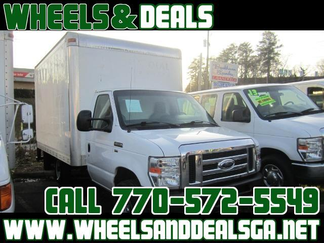2012 Ford Econoline E-350 Super Duty