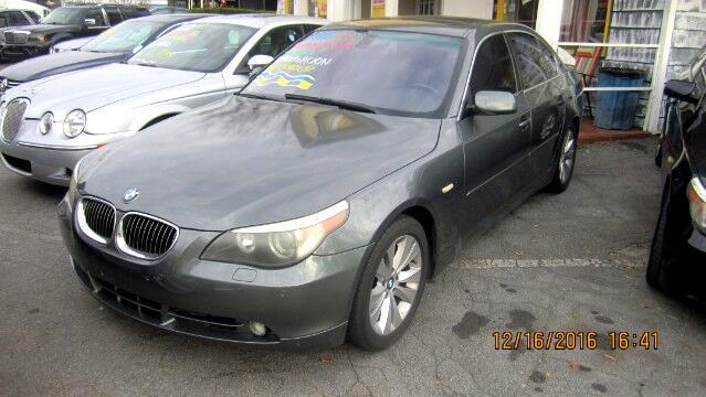 BMW 5-Series 545i