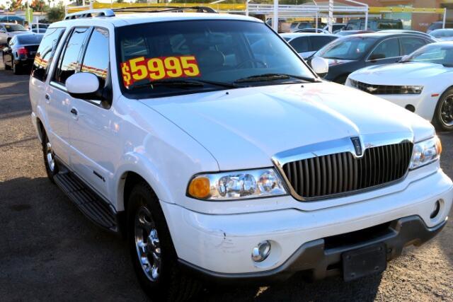 Used Cars in Las Vegas 2001 Lincoln Navigator