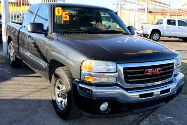 used 2005 gmc sierra 1500 for sale in las vegas nv 89110 sunrise auto sales. Black Bedroom Furniture Sets. Home Design Ideas