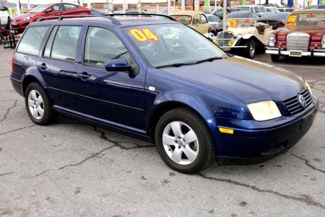 Used Cars in Las Vegas 2004 Volkswagen Jetta