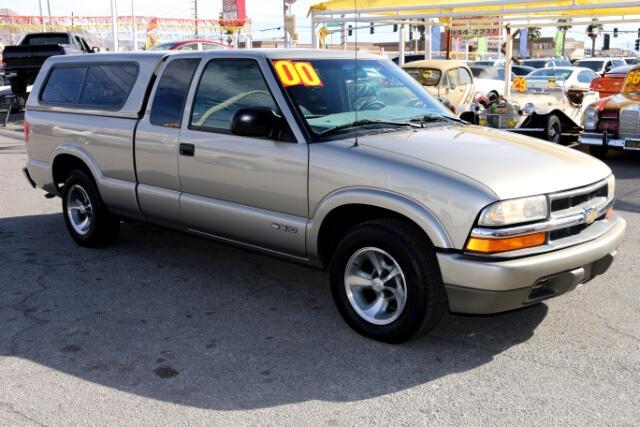 Used Cars in Las Vegas 2000 Chevrolet S-10