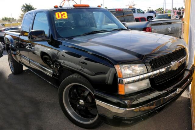 Used Cars in Las Vegas 2003 Chevrolet Silverado 1500