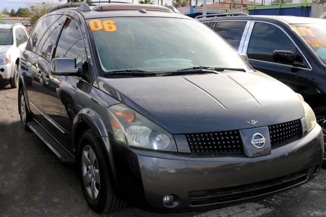 Used Cars in Las Vegas 2006 Nissan Quest