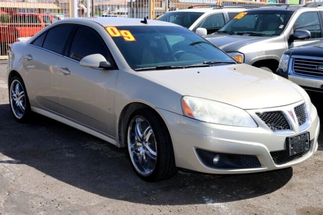Used Cars in Las Vegas 2009 Pontiac G6