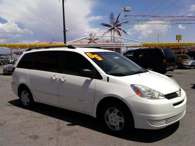 Used Cars in Las Vegas 2005 Toyota Sienna