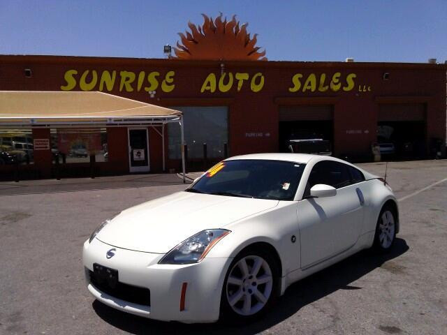Used Cars in Las Vegas 2004 Nissan 350Z