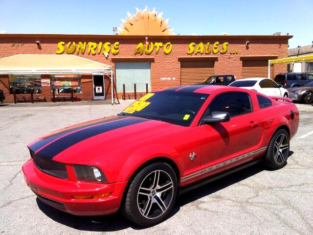 Used Cars in Las Vegas 2009 Ford Mustang