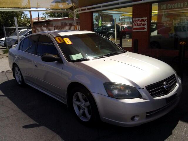 Used Cars in Las Vegas 2006 Nissan Altima