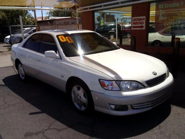 Used Cars in Las Vegas 2000 Lexus ES 300
