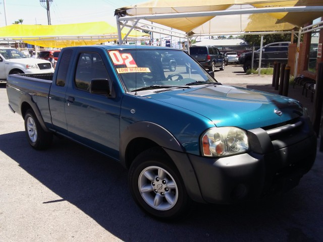 Used Cars in Las Vegas 2002 Nissan Frontier