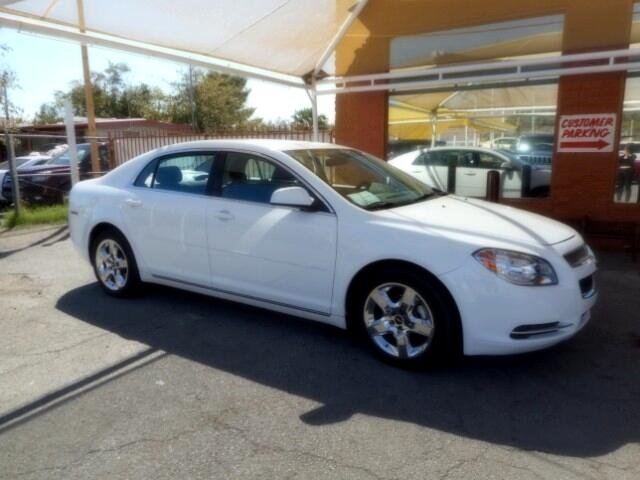 Used Cars in Las Vegas 2010 Chevrolet Malibu