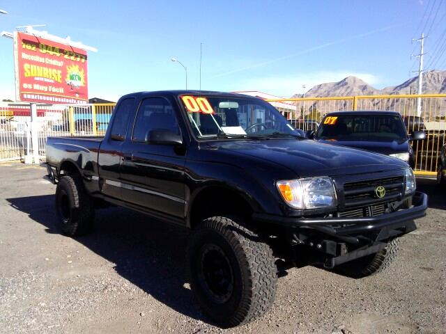 Used Cars in Las Vegas 2000 Toyota Tacoma